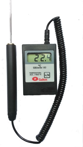 Termômetro Digital - Gulterm-180