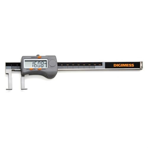 Paquímetro Digital (Canais Internos - Pontas Tipo Lâmina) 25-200MM Cod.100.223