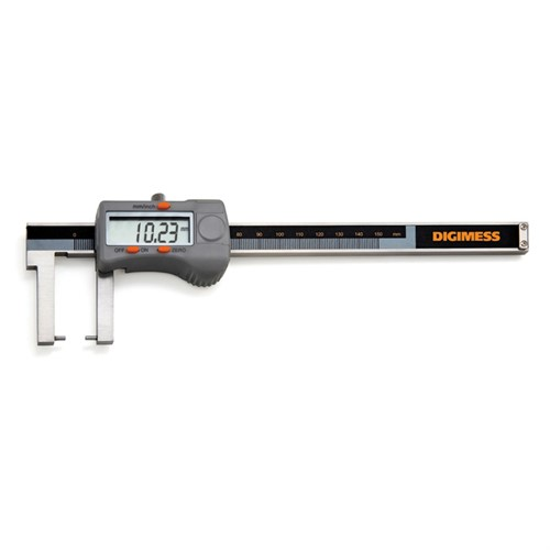Paquímetro Digital (Canais Externos - Pontas Cilíndricas) 150MM Cod.100.249