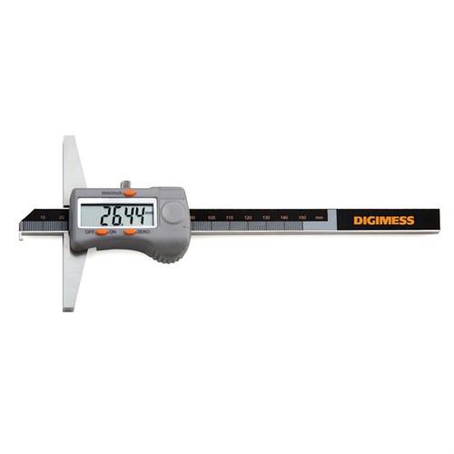 Paquímetro Digital Profundidade Com Gancho 150MM6 Cod.100.218