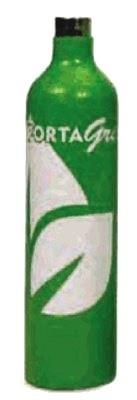 Cilindro para Calibração 4 Gases - 34 Litros