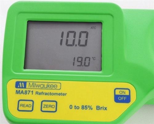Refratômetro Digital Portátil Mod. MA-871