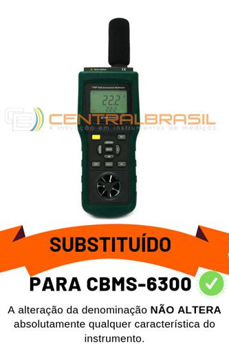 Medidor Multifunção ITMP-600 + Certificado de Calibração com Padrões Rastreáveis ao INMETRO / RBC.