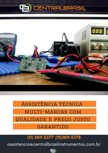 Manutenção em Termômetro de Globo / Medidor de Stress Térmico  Multimarcas