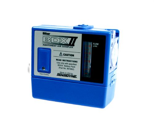 Bomba de Amostragem de Poeira (Modelo-BDX-II) com Certificado de Calibração Rastreado ao INMETRO / RBC