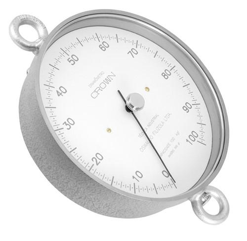 Dinamômetro Circular Analógico 2kgf - Modelo AR-2