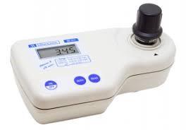 Medidor de Cloro Livre, Cloro Total e pH - MI411