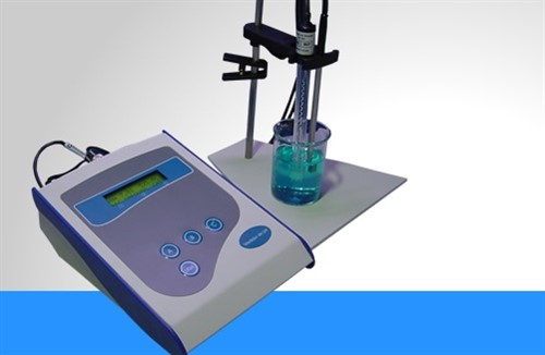 Medidor de PH de Bancada p/ Combustível - (Modelo MPE-108)