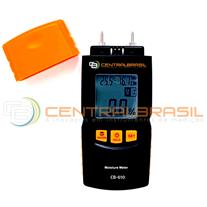 CB-610 Medidor de Umidade de materiais