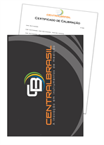 Certificado De Calibração para Calibrador Multi-Funções Digital