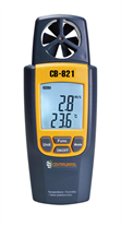 Termo-Higro-Anemômetro Digital Mod. AK-821