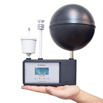 Protemp-4 Termômetro de globo digital com datalogger (IBUTG)