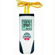 Termômetro Digital de 2 canais (Tipo k / J) Mod. HM-13