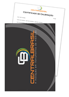 Certificado De Calibração para Dinamômetro Digital