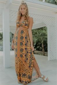 Vestido Longo Sol