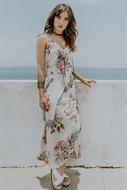 Vestido Midi Leveza
