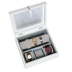 Caixa para relógios e pulseiras