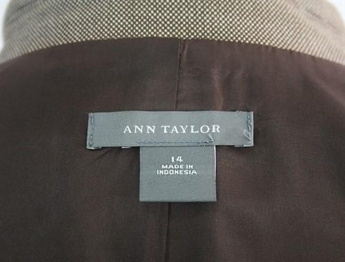 Blazer Ann Taylor