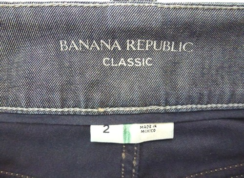 Calça Banana Republic