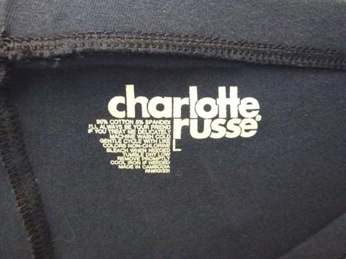Calça Charlotte Russe