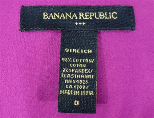 Camisa Banana Republic