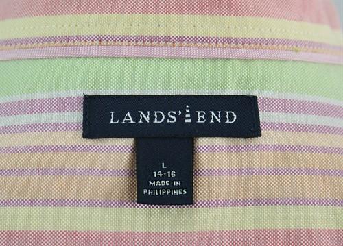 Camisa Lands End