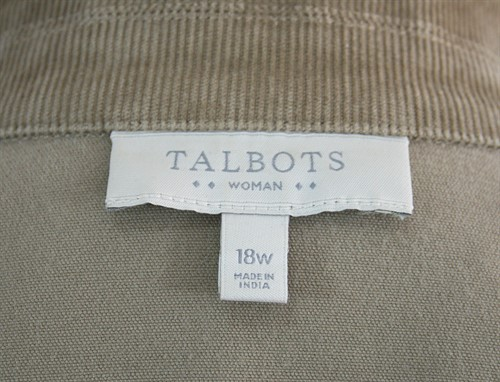 Jaqueta Talbots