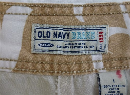 Saia-short Old Navy