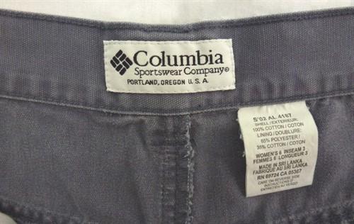 Short Columbia
