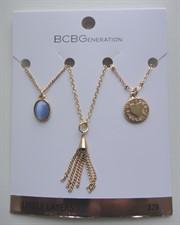 3 (três) Colares BCBG