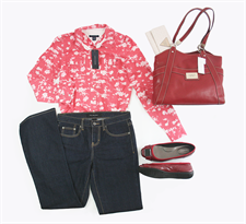 Look 2 - Casual chic