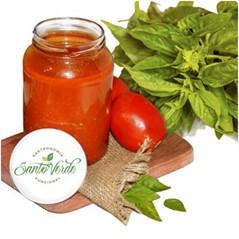 Caldo de Tomate Funcional com Biomassa de Banana Verde (500ml)