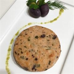 Hambúrguer de Salmão (120g)
