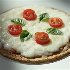 Pizza Low Carb Marguerita (170g)