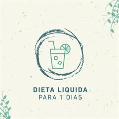 Dieta liquida para 1 dia