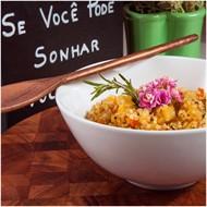 Cuscuz Marroquino de Quinoa Orgânica (100g)