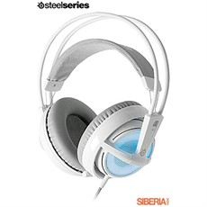 HEADSET STEEL SERIES SIBERIA V2 GAMING FROST BLUE 51125
