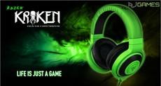 Headset Razer Kraken - Sem microfone