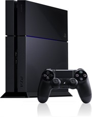 Playstation 4 500GB - Play 4 - PS4 - Video Game - Console - 1 Controle Dualshock 4 Original - Kit de fábrica