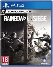 RAINBOW SIX SIEGE - PS4 - PRÉ VENDA