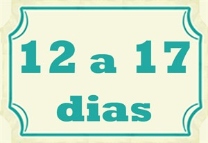 12 a 17 dias