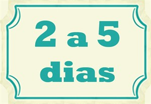2 a 5 dias