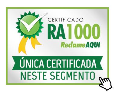 Certificado RA 1000