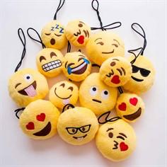 Pelúcia Emoji - Média - Lembrancinhas