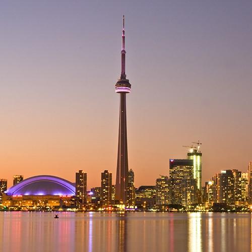 Toronto - Intercâmbio Canadá