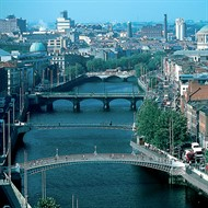 Dublin - Intercâmbio Irlanda