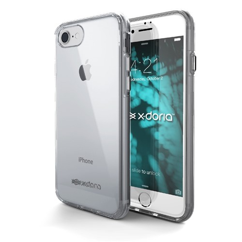 Case ClearVue Anti-impacto iphone 7/8 - x-doria