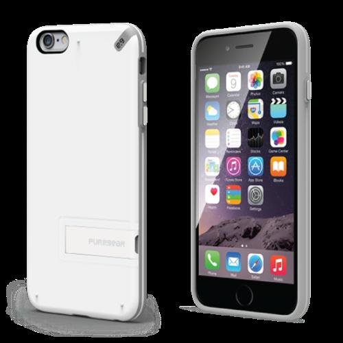 Case Anti-impacto com suporte iphone 6/6s plus - puregear