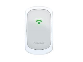 Repetidor de sinal WI-FI 300 Mbps - COMTAC