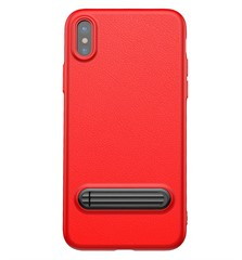 Case com suporte happy watching - baseus